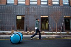 Gita — персональный робот, который следует за вами и таскает ваши вещи