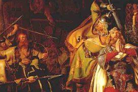 10 убийств королей и королев, которые потрясли средневековую Европу
