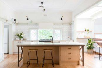 Как сделать кухню чистой за 5 минут