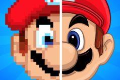 Эволюция графики видеоигр с 1962 по 2017