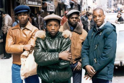 Фотографии, передающие дух Нью-Йорка 80-х годов