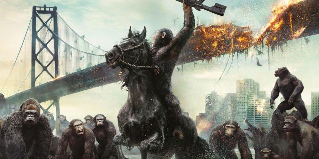 Планета обезьян: Война самые ожидаемые фильмы 2017