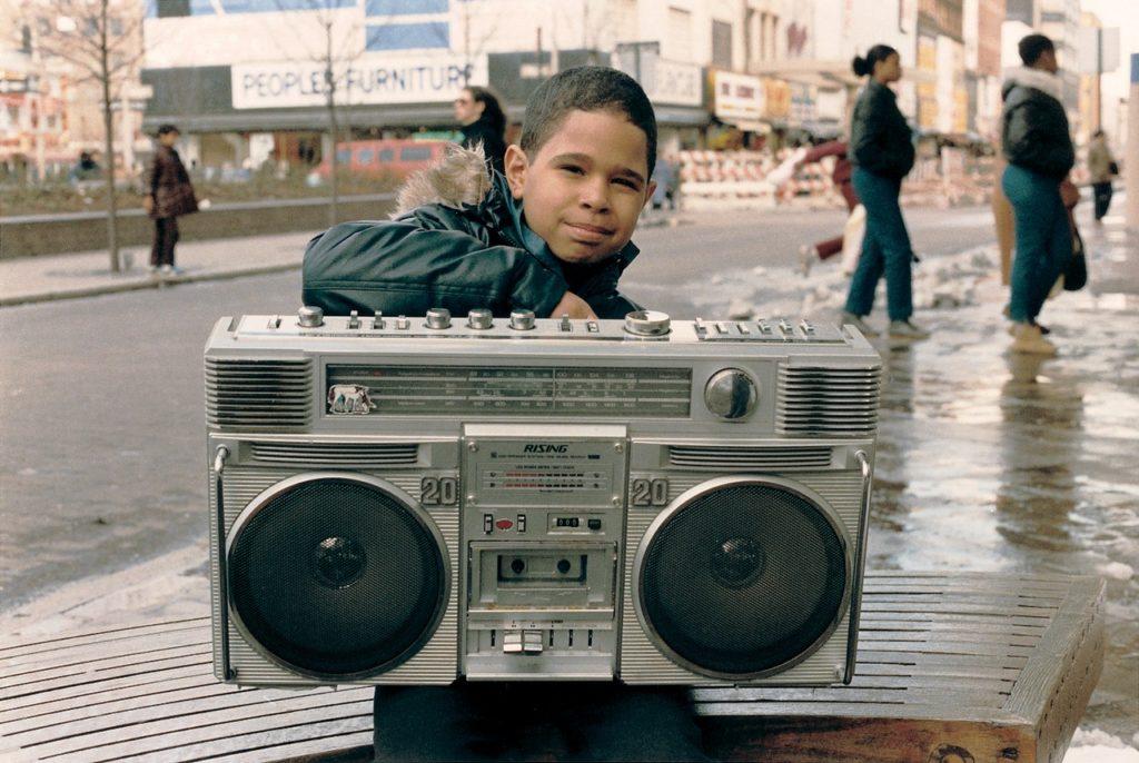 Нью-Йорк 1980