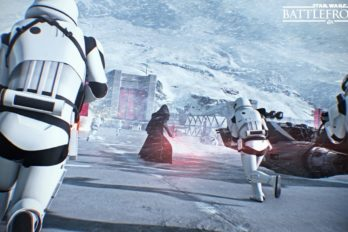 Официальный трейлер игры Star Wars: Battlefront II