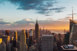 Видео, после которого вам захочется поехать в Нью-Йорк