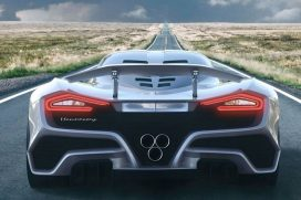 Официальное видео гиперкара Hennessey Venom F5, который будет конкурировать с Bugatti