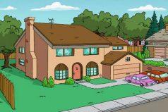 Как бы выглядел дом Симпсонов, если бы Гомер пригласил архитектора? 8 архитектурных стилей