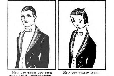 Возможно, самый первый мем в истории: карикатура 1921 года