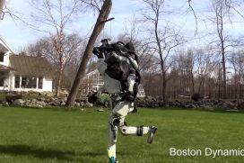 Видео: Boston Dynamics продолжают удивлять возможностями своих роботов