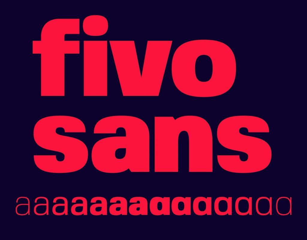 fivo sans бесплатные шрифты кириллица