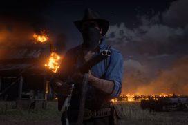 Первый геймплей игры Red Dead Redemption 2 (видео)