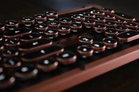 Клавиатуры в ретро-стиле, если вам надоели обычные