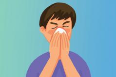 Как правильно чихать и кашлять, чтобы не заражать окружающих