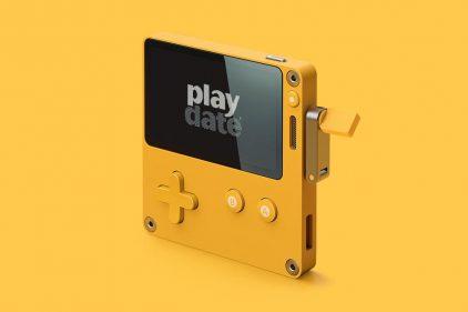 Новая игровая консоль Playdate выглядит красиво и инновационно